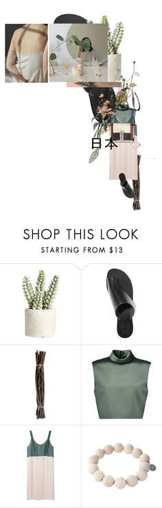 """""""postcard from far away"""" by dear-inge ❤ liked on Polyvore featuring GET LOST, Allstate Floral, All Tomorrow's Parties, TIBI and Cacharel"""