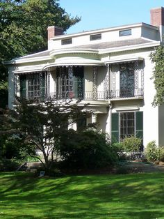 The Oliver Hastings House is an historic house in the Greek Revival style, located at 101 Brattle Street, Cambridge, Massachusetts. It is a National Historic Landmark.