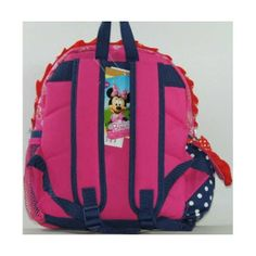 minnie mouse back packs | ... Minnie Mouse > Minnie Mouse 10 inch Minnie Mouse backpack by Disney