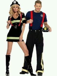 Sexy couples costume! Halloween idea!