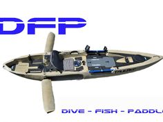 Utilizing its many unique features the DFP is a stable and multifunctional platform for kayak recreation.
