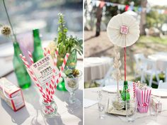Another Handmade Vintage Circus Wedding, love this site for inspiration too, greenweddingshoes.com