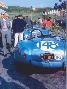 Targa Florio 1964 - Shelby Cobra - Gregory - Ireland - Shelby Am. Inc.