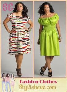 Plus Size Casual Wear -
