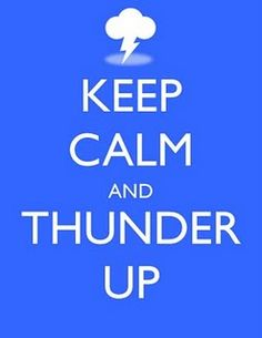 Miss the Thunder!
