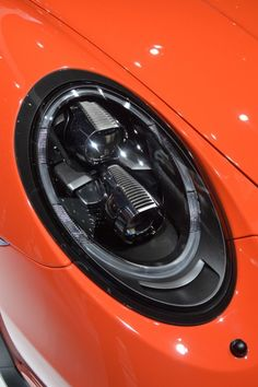 The 911's elliptical headlamps have never looked so good (Photo: C.C. Weiss/Gizmag.com)