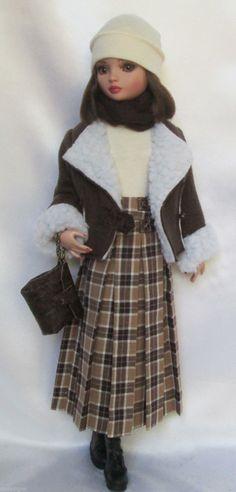 "Ellowyne's BEEN Fleeced for 16"" Ellowyne etc Made by Ssdesigns | eBay"