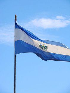 Bandera de El Salvador | Flickr - Photo Sharing!
