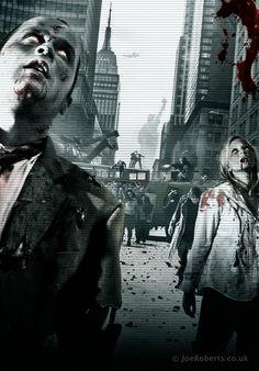zombie apocalypse photos | Imágenes de zombies apocalípticos