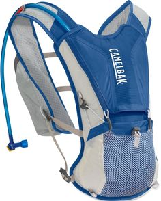 The minimalist hydration pack that's made for the long haul—CamelBak Marathoner Hydration Vest.