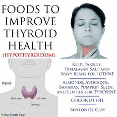 Foods To Improve Thyroid Health                                                                                                                                                      More