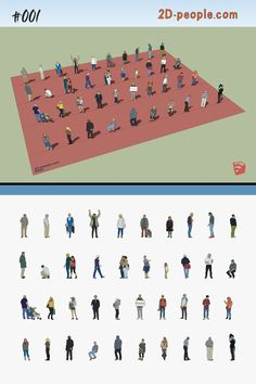 SketchUp people - scale figures for your design projects! Pleasing Everyone, Trondheim, New Series, Design Projects, Norway, Your Design, Scandinavian, Seasons, 2d