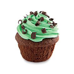 Celebrate the luck of the Irish with St. Patrick's Day Crème de Menthe Cupcakes. Rich chocolate cake surrounds a dense filling of minted...