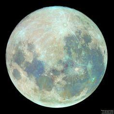 #Lune #Fluorescente