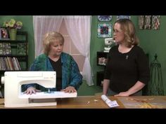 Free-Motion Thread Painting with Karen Charles - YouTube