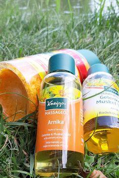 Kneipp Arnika wohltuend für Gelenke und Muskel #Kneipp #Naturkosmetik #Pflanzenkosmetik #KneippArnika Wellness, Drink Bottles, Vitamins, Shampoo, Water Bottle, Personal Care, Drinks, Beauty, Plants