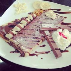 .. Nutella Waffles, Bread, Breakfast, Food, Meal, Brot, Eten, Breads, Meals