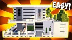 How to make an Underwater Minecraft Modern House - Minecraft Servers View