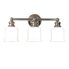 Hudson Valley Lighting 2303-PN Riverton Bath And Vanity