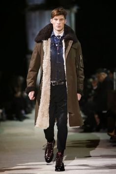 Dsquared2 Fashion show & more Luxury Details