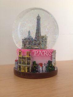 Snowglobe from Paris