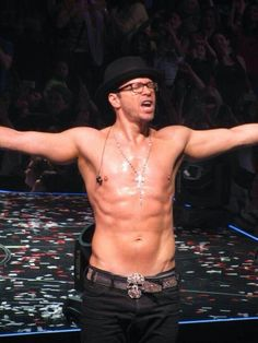 <3 Donnie Wahlberg - NKOTB CONCERT 7/18/13