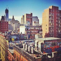 Chinatown – Photo by samhorine