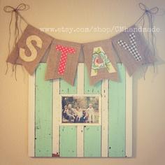 home made lovely | Life Made Lovely- frame and banner