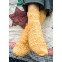 Knotty or Knice Socks   InterweaveStore.com