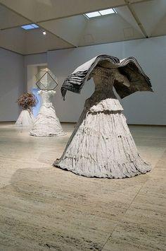 Women of antiquity by Anselm Kiefer, 2002