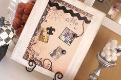 Halloween Magnet Board