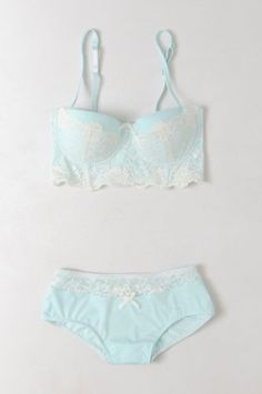 Anthropologie Intimate Apparel - Cute Bras Fall 2013