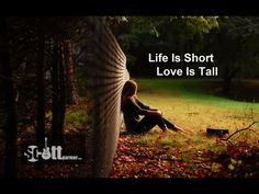 Life Is Short Love Is Tall - by Scott Parmer (official lyric video)