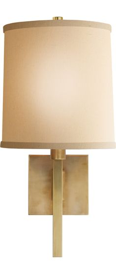 SMALL ASPECT ARTICULATING SCONCE - for beside hall bathroom