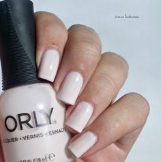 orly powder puff + flower nailart (1)
