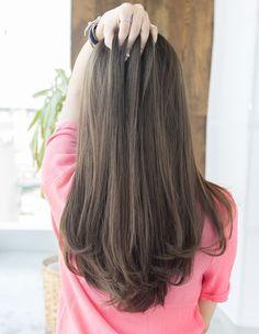 ふわっとストレートワンカール(RY-180) | ヘアカタログ・髪型・ヘアスタイル|AFLOAT(アフロート)表参道・銀座・名古屋の美容室・美容院