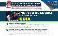 PRE-REGISTRO COBAQ 2016