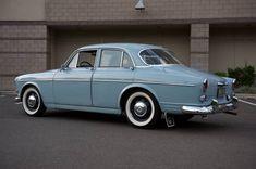 1965 Volvo 122S Amazon