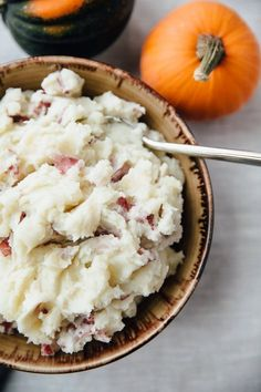 Recipe: Stovetop Rustic Garlic Mashed Potatoes — 5 Stovetop Side Dishes for Thanksgiving | The Kitchn