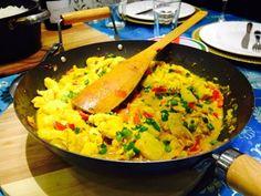 Receita de Chikc curry (frango tailandês) - Tudogostoso