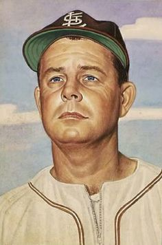 1953 Topps Original Card Artwork #245 Bill Norman