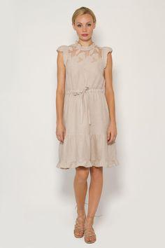 ULLA JOHNSON Amelie Dress. #ullajohnson #cloth #