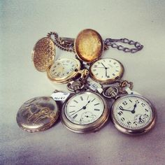 Beautiful pocket watches for sale now!