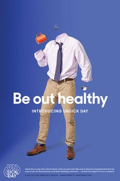 Zocdoc Invites American Workers Everywhere to Take an 'Unsick Day' for Their Health | Adweek
