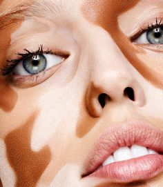 Emily Didonato by Ben Hassett for Vogue Paris November 2015 - Page 2 | The Fashionography