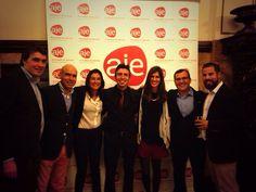 Gala Premios Aje Asturias 2014