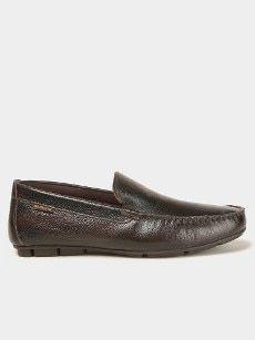 Red Tape Men Dark Brown Leather Loafers Brown Leather Loafers, Dark Brown Leather, Ocr B, Red Tape, Formal Shoes For Men, Men Online, Shoes Online, Footwear, Shopping