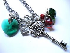 Sailor Pluto Necklace (I have this)