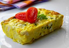 Pentru ca tot suntem in plin sezon iar pietele sunt pline de conopida, va … Baby Food Recipes, Cooking Recipes, Healthy Recipes, Romanian Food, Romanian Recipes, Good Food, Yummy Food, My Cookbook, How To Cook Eggs