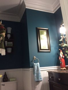 Deep Twilight Blue Valspar Would Look Great In C S